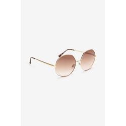 Next Sonnenbrille Sonnenbrille mit Metallrahmen und Detail