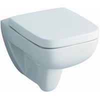 GEBERIT Renova Plan WC-Sitz mit Deckel weiß