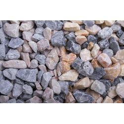 Edelsplitt Kristall Florida, 16-32, 750 kg Big Bag