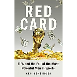 Red Card. Ken Bensinger  - Buch
