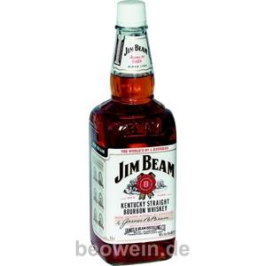 Jim Beam Magnum-Flasche 1,5 l