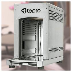 Tepro Gasgrill, Hochtemperatur Gas Steak Grill Rost 800 Grad Beef Maker Keramik Oberhitze Edelstahl Tepro 3184