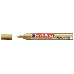 edding 750 Lackmarker gold 2,0 - 4,0 mm