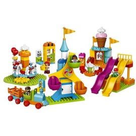 Lego Duplo Großer Jahrmarkt 10840