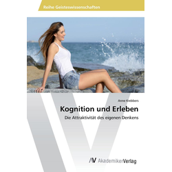 Kognition und Erleben als Buch von Anne Krebbers