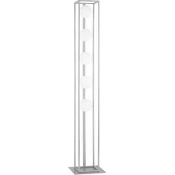 WOFI Aurelia 3341.05.64.8000 LED-Stehlampe LED LED 17.5W Nickel