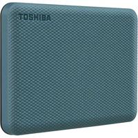 Toshiba Canvio Advance 1 TB USB 3.2 grün