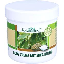 SHEABUTTER Body Creme Kräuterhof 250 ml