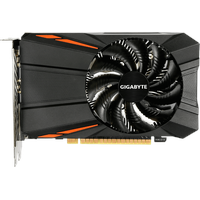 Gigabyte GeForce GTX 1050 Ti D5 4GB GDDR5 1290MHz (GV-N105TD5-4GD)