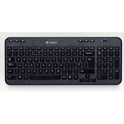 Wireless Keyboard K360 Czech layout