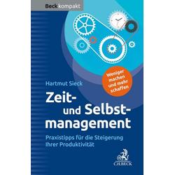 Zeit- und Selbstmanagement: Buch von Hartmut Sieck