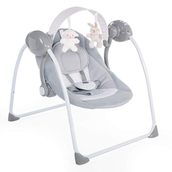 Chicco Babyschaukel Relax & Play Grau