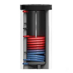 Warmwasserspeicher 200l inkl. 1x Wärmetauscher - Klasse A