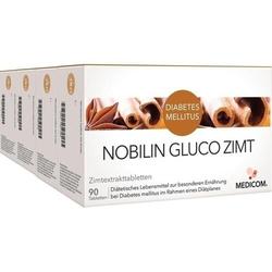 NOBILIN Gluco Zimt Tabletten 360 St.