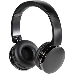 Vivanco NEOS AIR Bluetooth® HiFi On Ear Kopfhörer On Ear Faltbar, Headset, Ohrbügel Schwarz
