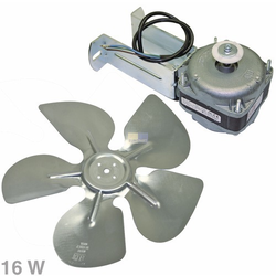 Ventilator 16W, Bügel+Flügel 250mm