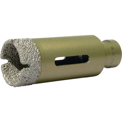 Diamantbohrkrone D.20mm L.70mm f.Fliesen/Granit/Marmor M14 PROMAT