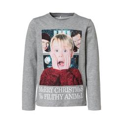 Name It T-Shirt T-Shirt NKMHOMEALONE für Jungen, Organic Cotton 122/128