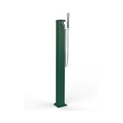 Douche de jardin basse Jolly Go Green cm 115x20x18,5 CV-JG145/6016 - Arkema Design-prodotto Made In