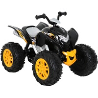Rollplay Powersport ATV schwarz (35541)