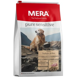 Mera pure sensitive Senior Truthahn & Reis 1 kg