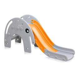 Baby Vivo Kinderrutsche / Rutsche - Elefant in Orange/Grau