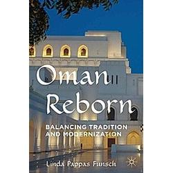Oman Reborn. Linda Pappas Funsch  - Buch