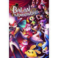 Balan Wonderworld Steam Key GLOBAL