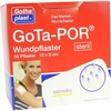 Gothaplast GOTA-POR Wundpflaster steril 60x100 mm