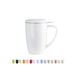 LOVECASA Tasse (1-tlg), Teebecher Kaffeebecher aus Porzellan