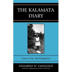 The Kalamata Diary als Buch von Eduardo Faingold