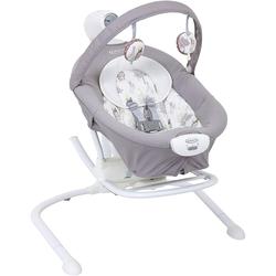 Graco Duet Sway elektrische Babyschaukel mit Wippe Meadow