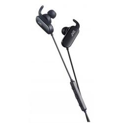 JVC Bluetooth-Sportkopfhörer mit Fernbedienung - schwarz