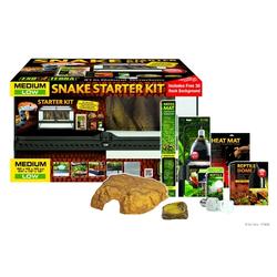 Exo Terra -  Starter Kit für Schlangen, Schlangen Starter Kit