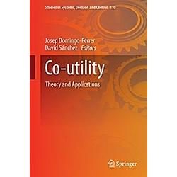 Co-utility - Buch