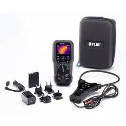 FLIR DM285-FLEX-KIT Hand-Multimeter digital Grafik-Display, integrierte Wärmebildkamera CAT III 100