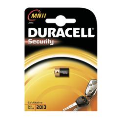 DURACELL MN 11  6V Alkaline, E11A - Auslaufsichere Alkaline-Batterie von DURACELL, 1 Packung = 1 Stück