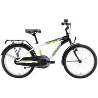 Bikestar Modern 20 Zoll schwarz/weiß
