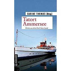 Tatort Ammersee - Buch
