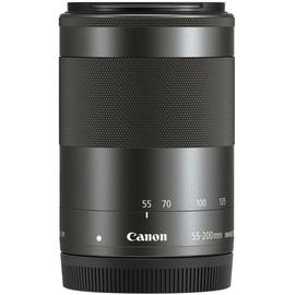 Canon EF-M 55-200 mm F4,5-6,3 IS STM schwarz