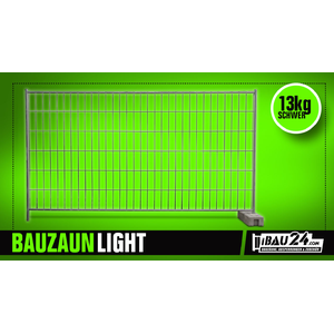 Bauzaun / Mobilzaun light