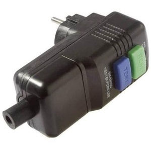 Comfortpool CP-17001 FI-Netzstecker Fehlerstromschutz für Pool Wärmepumpen Poolheizung Kabel 1,5m
