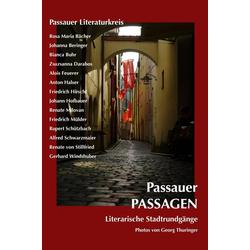 Passauer Passagen als Buch von
