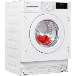 BEKO Einbauwaschmaschine WMI 71433 PTE, 7 kg, 1400 U/Min