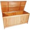MERXX MERXX Auflagenbox 125x56x62 cm, Eukalyptusholz natur