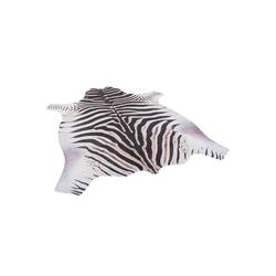 Designteppich Kunstfaser Teppich Zebra, Pergamon, Rechteckig, Höhe 7 mm 77 cm x 100 cm x 7 mm