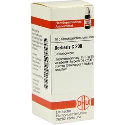 Berberis C 200 Globuli