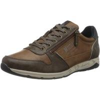 MUSTANG Shoes Sneaker mit praktischem Reißverschluss braun 40
