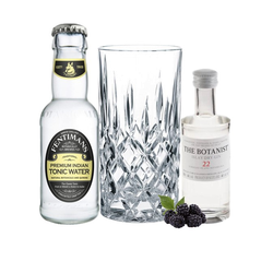 The Botanist Tasting Set incl. Nachtmann Glas