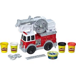 Hasbro Knete Play-Doh Knet-Set Wheels Feuerwehrauto